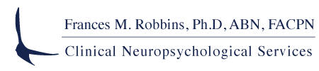 Dr. Francis Robbins PhD Clinical Neuropsychology for Flagstaff & Northern Arizona - Francis Robbins